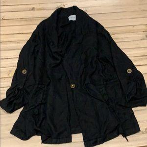 Black kismet cardigan